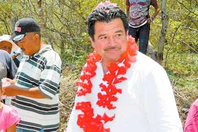 Federales capturan a César Peñaloza, edil de Cocula, Guerrero