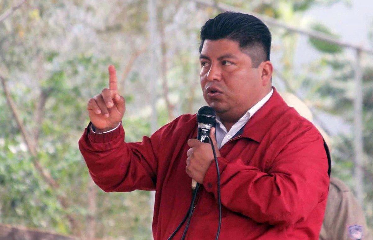 Ofrece Gali todo el peso de la ley para asesinos del edil de Huitzilan