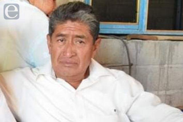 Muere edil electo de Totoltepec a días de iniciar el cuarto periodo