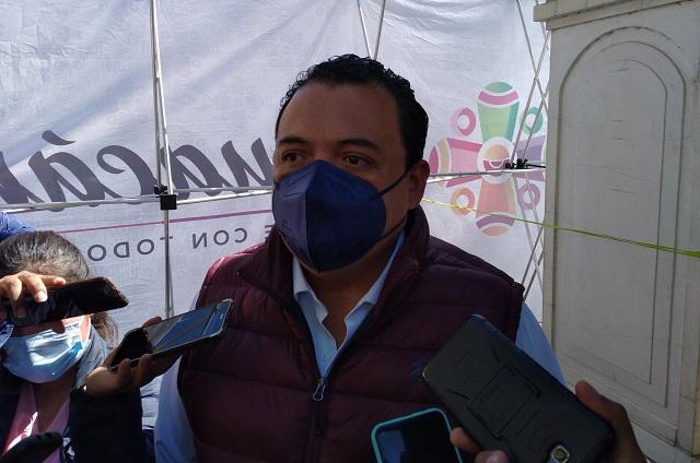Edil de Tehuacán agradece ampliación de controversia constitucional
