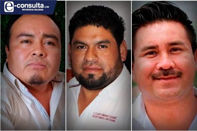Aparecen 5 ediles de región de Tehuacán en la investigación contra alcalde prófugo