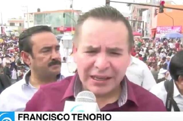 Reportan muy grave al alcalde de Valle de Chalco que fue baleado