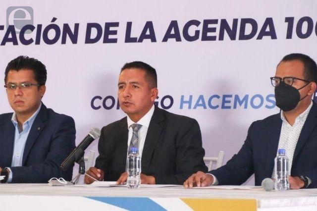 No buscaremos excusas para no trabajar: Edmundo Tlatehui
