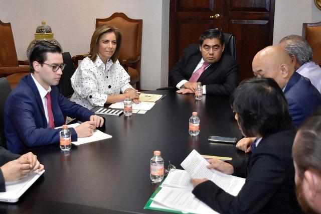 Habrá buena cantidad de recursos para Puebla en el PEF 2020: Barbosa