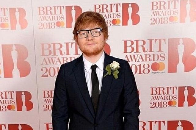 Ed Sheeran construirá iglesia para casarse con Cherry Seaborn
