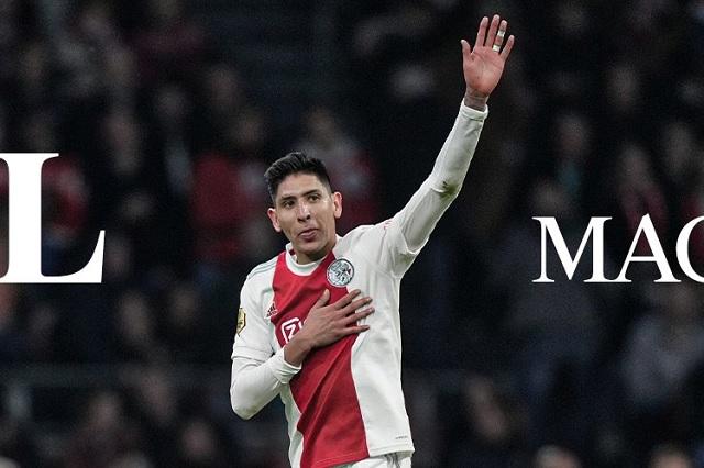 Ajax amarra a Edson Álvarez: renueva contrato hasta el 2025