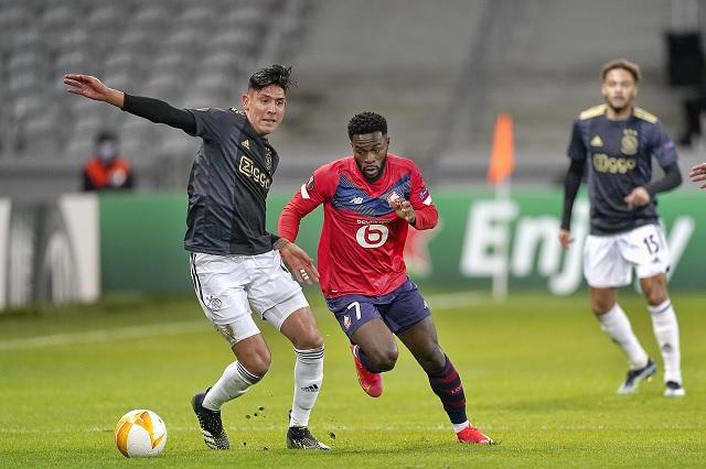 Europa League: Edson Álvarez juega los 90 minutos en remontada del Ajax
