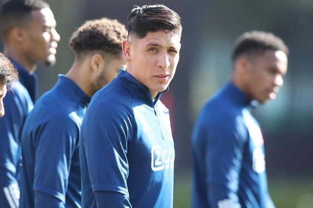 Edson Álvarez, el único mexicano 'vivo' en Europa League