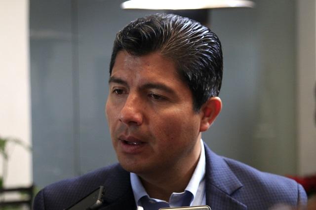 El PAN en Puebla está secuestrado, acusa Eduardo Rivera