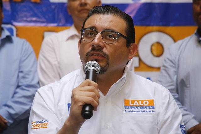 Buscan impedir registro de Eduardo Alcántara, denunciado por acoso sexual
