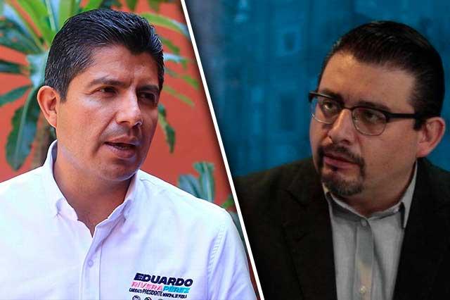 Amagan a Rivera Pérez: da cargos al PAN o adiós al 2024