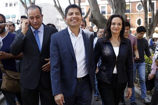 Por miedo y revanchismo de RMV, las sanciones: Eduardo Rivera