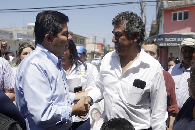 Respalda la Unión Nacional de Ejidatarios a Eduardo Rivera