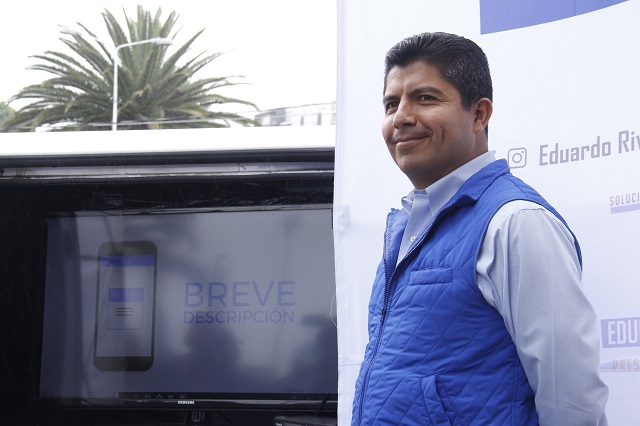 Respeto a Barbosa pero no soy su plan B: Rivera Pérez