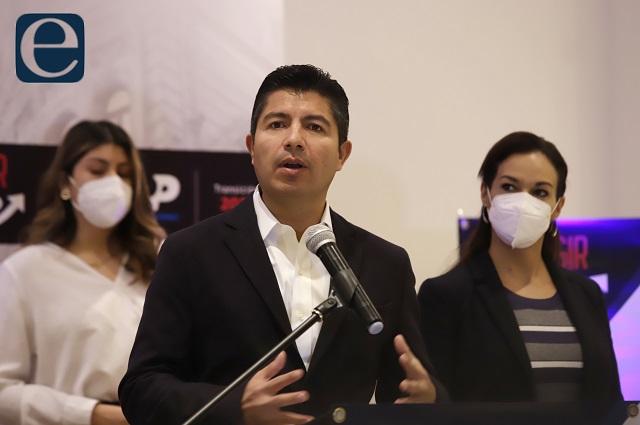 Rivera Pérez no descarta adquirir deuda para que Puebla funcione