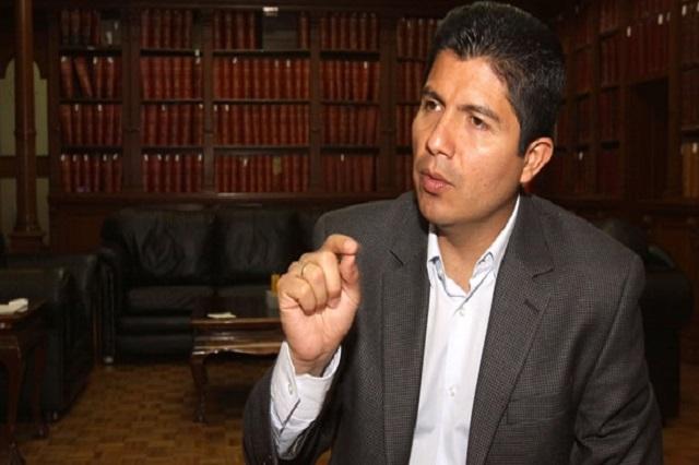 Con trampas, la ASE quiere reabrir audiencia: Eduardo Rivera