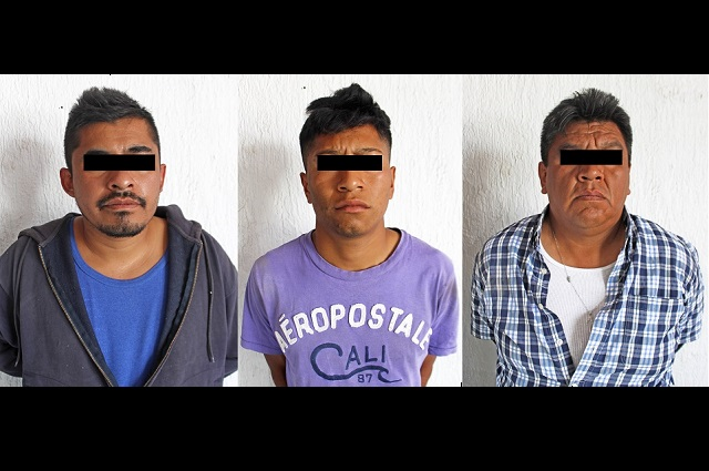Caen tres probables asaltantes de tienda Oxxo en San Isidro