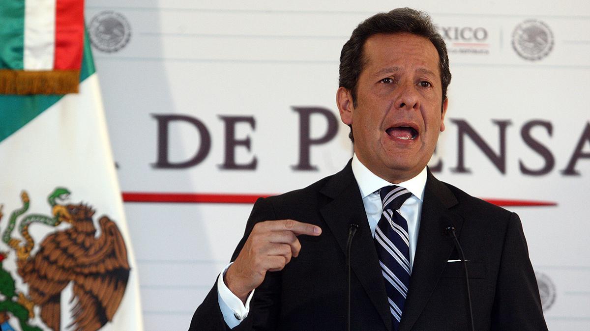 EPN no pidió a Claudio X. que su hijo ya no criticara al gobierno, dice vocero