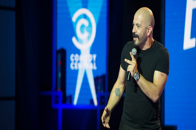 El stand up comedy de Eduardo Talavera llega a Cholula