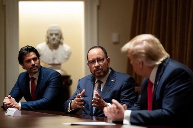 Eduardo Verastegui consigue puesto en gabinete de Trump