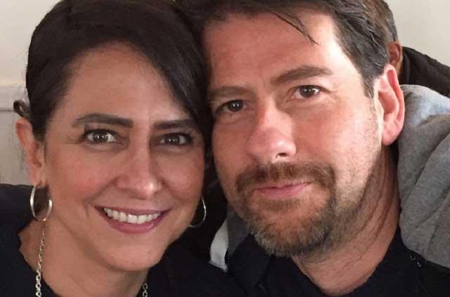 Eduardo Videgaray y la foto de cómo recuerda a su esposa es hermosa