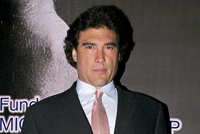 Eduardo Yáñez justifica su mal carácter y dice no poder controlarlo