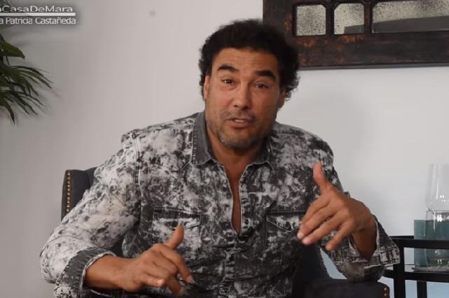 Eduardo Yáñez recuerda trifulca junto a Angélica Rivera en Garibaldi
