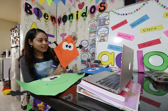 Iniciará Secretaría de Educación capacitación docente en línea