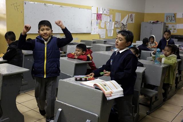 Mayor tiempo en escuelas amplía riesgo de accidentes en alumnos