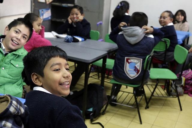 La mayor deserción, en 5° de primaria y 2° de secundaria: INEE