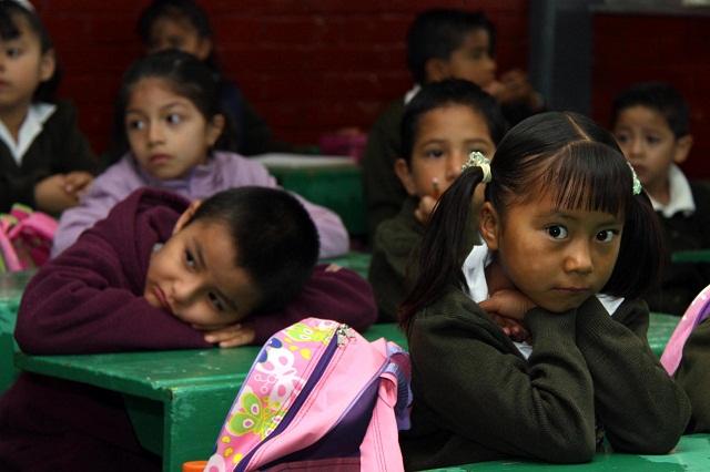 Puebla quedará por debajo de meta educativa de la ONU