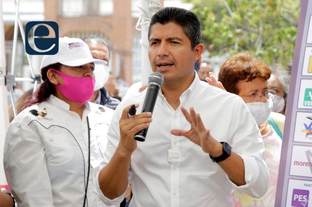 Cuidarán legisladores federales votos de Eduardo Rivera