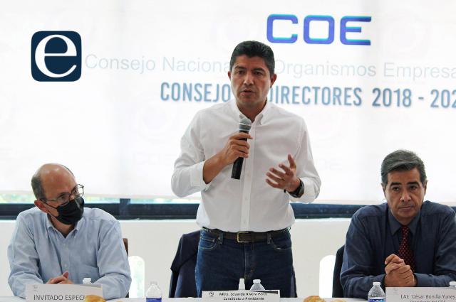 COE reprocha a Rivera Pérez exclusión durante su mandato
