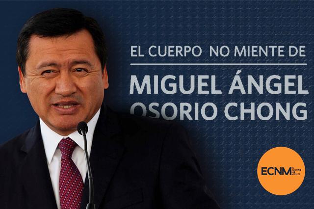 #ElCuerpoNoMiente de Miguel Ángel Osorio Chong