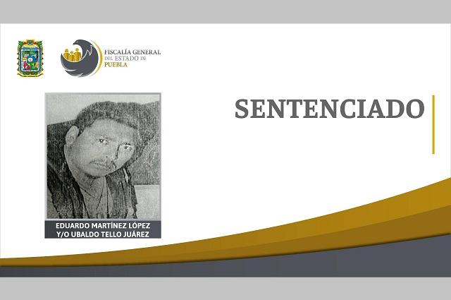 Preso por robo de vehículo con mercancía, en Puebla