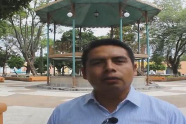 Alcalde de Huaquechula acusa a Barbosa de moches por 6 mdp