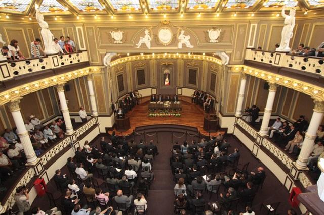 Congreso deberá ratificar a Aguilar Chedraui al frente de la presidencia