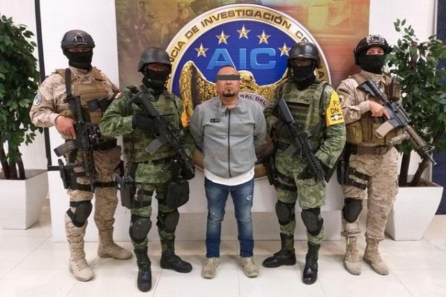 Cae el Marro, líder criminal en Guanajuato