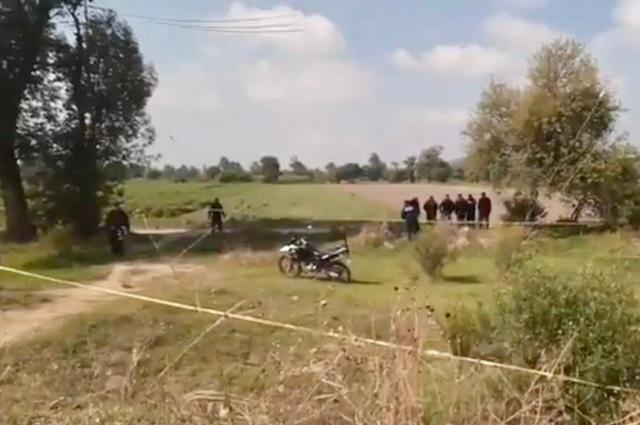 Dejan cadáver embolsado y con mensaje en Temaxcalac