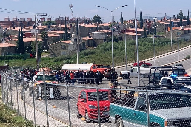 Denuncian invasión antorchista en predios al sur de Puebla