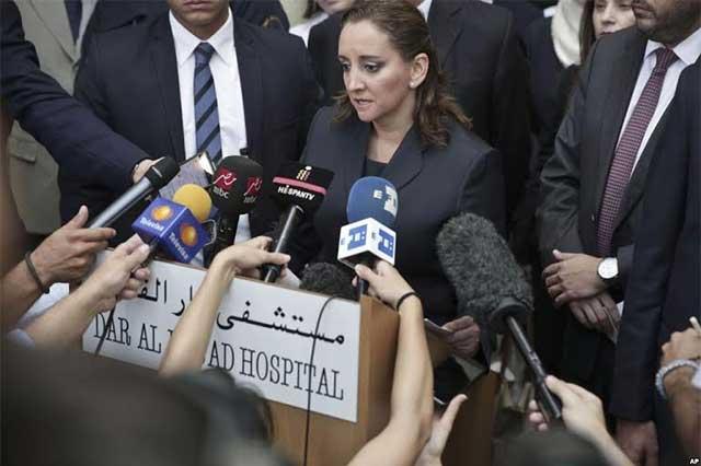 Egipto promete entregar investigación clara a México