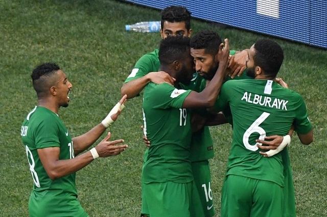 Arabia Saudita se despide de Rusia derrotando a Egipto 2-1
