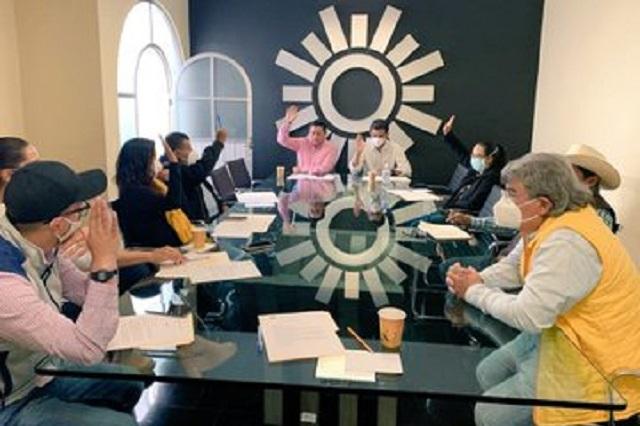 Busca PRD frente amplio y pide voluntad a partidos en Puebla