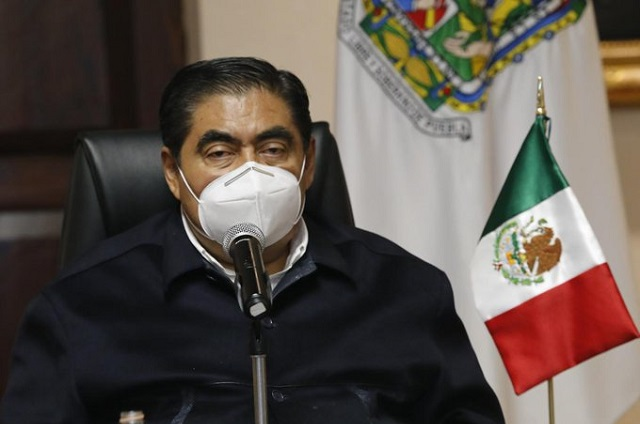 Siempre no habrá acceso al zócalo de Puebla para El Grito