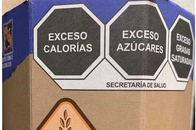 Producto de Saníssimo es poco saludable, exhibe etiquetado