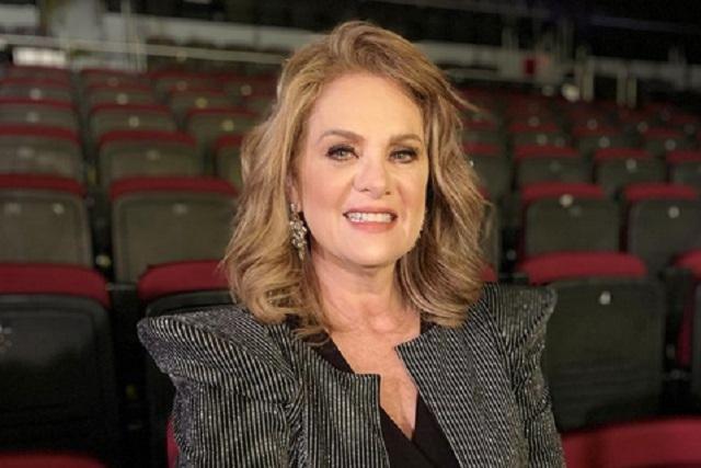 Erika Buenfil habla de su regreso a las telenovelas en Televisa