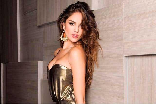 Eiza González eliminó su cuenta de Twitter