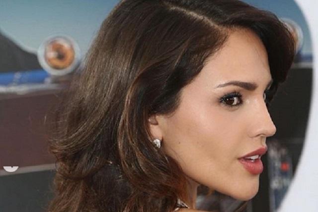Eiza González deslumbra en premiere de Rápidos y Furiosos