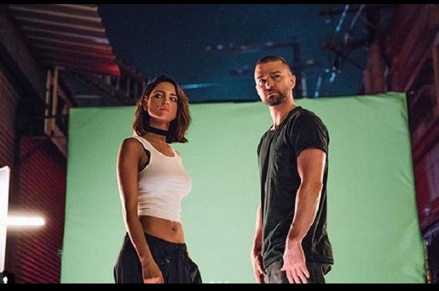 Eiza González podría ser invitada de Justin Timberlake en Super Bowl LII