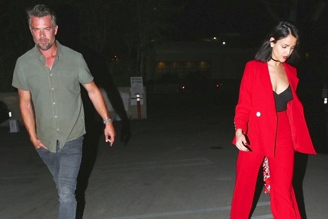 Josh Duhamel revela que su relación con Eiza González llegó a su fin